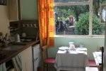 Aranżacja okna w kuchni